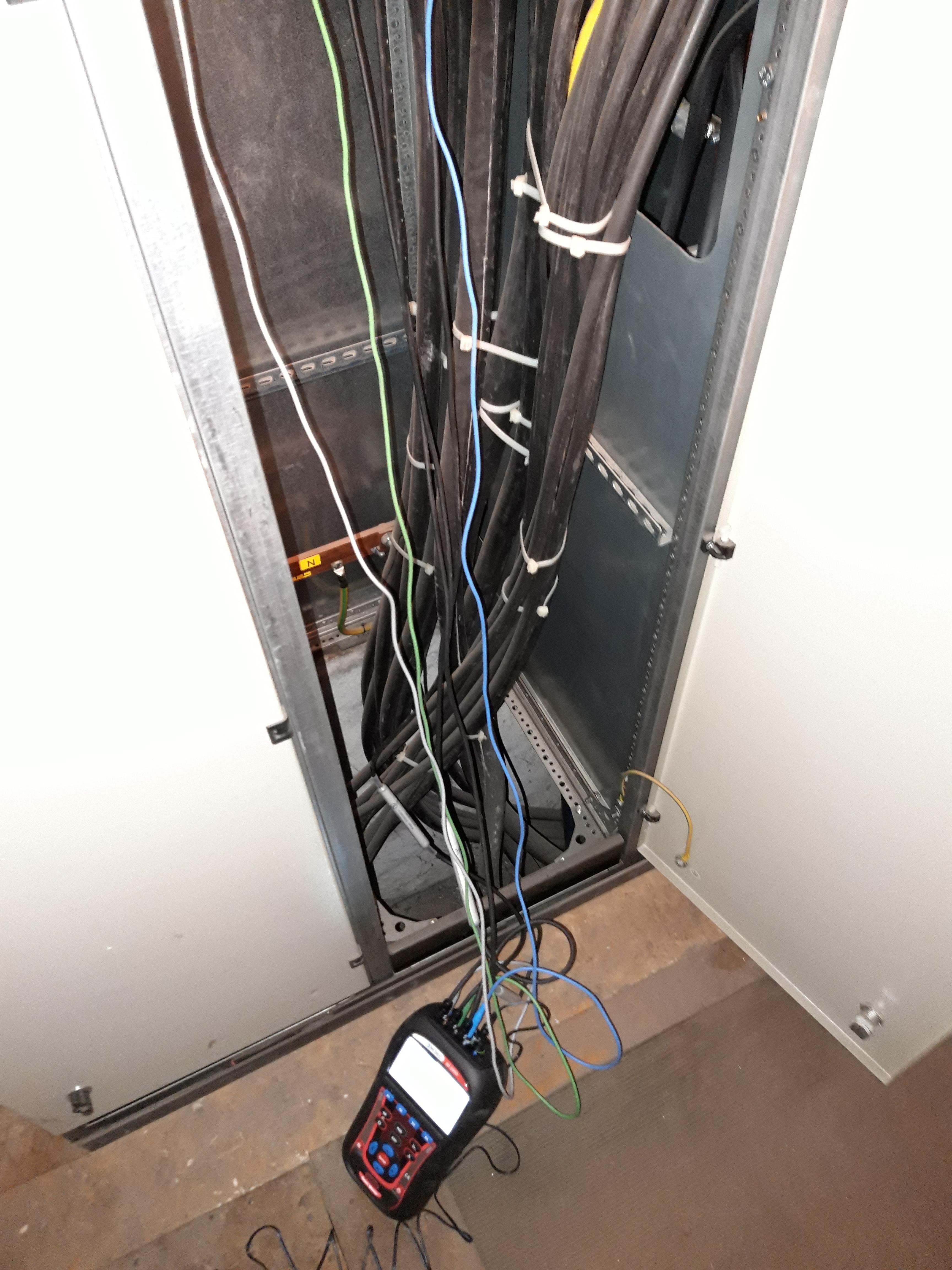 Elektrisko mērijumu veikšana