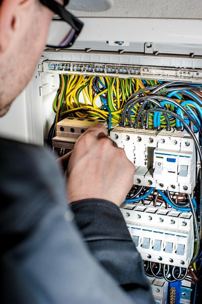 Elektroinstalācijas apsaimniekošana